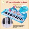 37 Keys Piano Electone Mini Electronic Keyboard Musical Toy