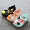Baby Girls Shoes (JR-SED-BL-BK-24)
