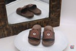 Chocolate Color Baby Sandal