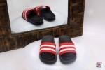 Red & White Sandal For Boys Kids